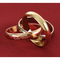 Cartier Trinity ring replica B4052700