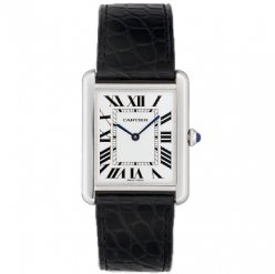 Cartier Tank Solo watch replica W5200003