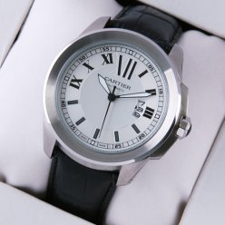 Calibre de Cartier quartz replica watch for men