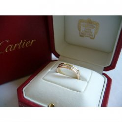 Cartier Trinity wedding band replica B4052900