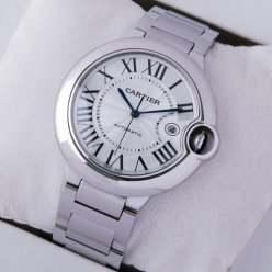Ballon Bleu de Cartier W69012Z4 large automatic watch replica