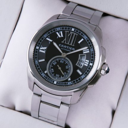 Calibre de Cartier automatic watch replica W7100016