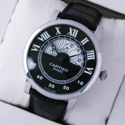 Rotonde de Cartier day-night collection privee watch for men