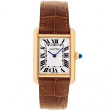 Cartier Tank Louis 18K yellow gold ladies watch replica W1529856