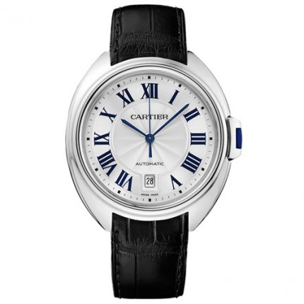 Clé de Cartier 40mm white gold WGCL0005 mens watches