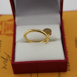 Cartier Juste un Clou ring B4092600 yellow gold