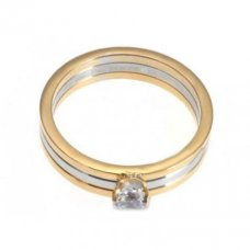 Trinity de Cartier Diamantring Replik N4204200