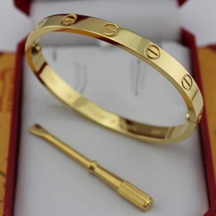 Cartier Love Bracelet imitation B6035516 en or jaune