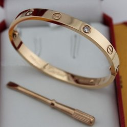 Cartier Love Bracelet imitation or rose diamants B6036016