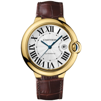 Ballon Bleu de Cartier W6900551 large watch 18K yellow gold