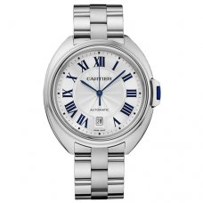 Clé de Cartier 40mm white gold watches for men WGCL0006
